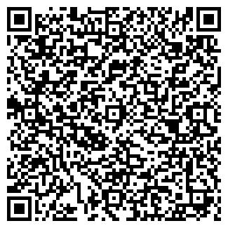 QR-код с контактной информацией организации ТАЮГ, ТОО