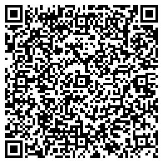 QR-код с контактной информацией организации АЛФРОСТ, ООО