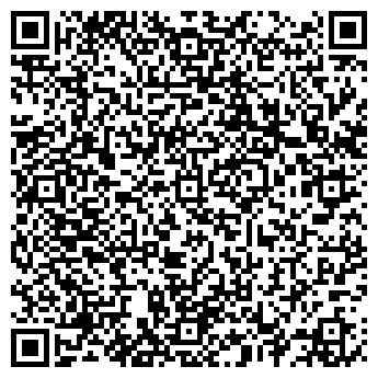QR-код с контактной информацией организации ПЕРСПЕКТИВА, ЗАО