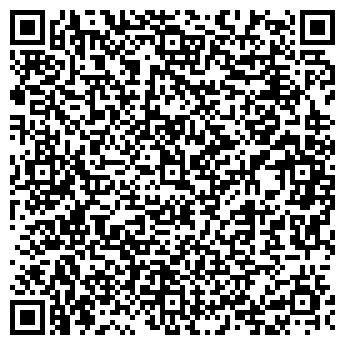 QR-код с контактной информацией организации Социальное такси