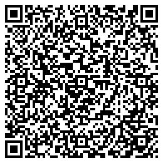 QR-код с контактной информацией организации АКВА, ЗАО