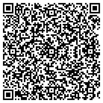 QR-код с контактной информацией организации ТЕЗАСЕРВИС, ЗАО