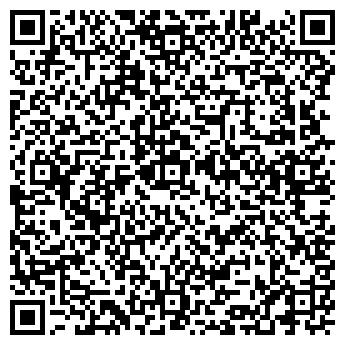 QR-код с контактной информацией организации ORANGE VOYAGE