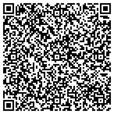QR-код с контактной информацией организации АВТОЗАПЧАСТИ ДЛЯ ИНОМАРОК