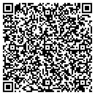 QR-код с контактной информацией организации ЗАО КОНФОРУМ