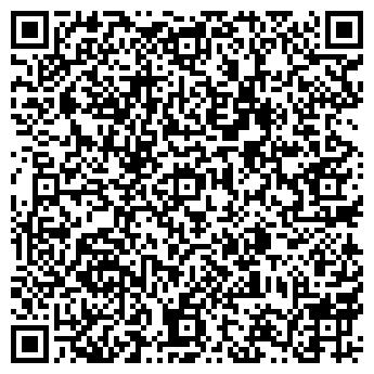 QR-код с контактной информацией организации МАКРОМЕР, ЗАО