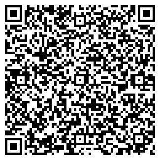 QR-код с контактной информацией организации РОДДОМ № 1