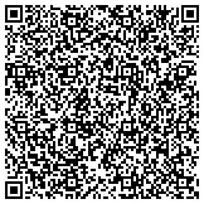 QR-код с контактной информацией организации Территориальное управление