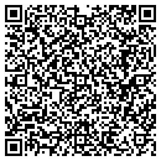 QR-код с контактной информацией организации № 1 АЗС ООО ТРИУМФ