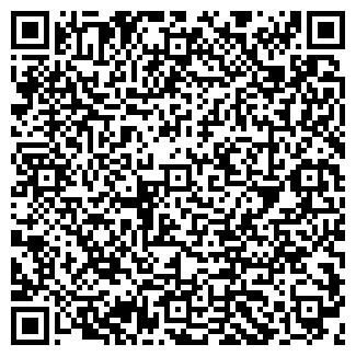 QR-код с контактной информацией организации БАР ЦЕНТР
