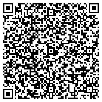 QR-код с контактной информацией организации КАФЕ 1 АО РОССИЯНКА
