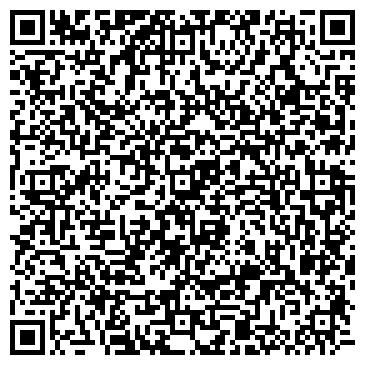 QR-код с контактной информацией организации АЛЬТАИР, МОЛОДЕЖНЫЙ ПАРАШЮТНЫЙ КЛУБ