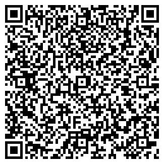 QR-код с контактной информацией организации ЗАО ТЕХНОГРАФИТ