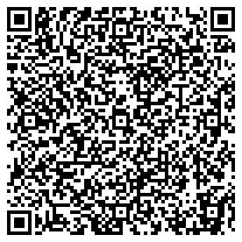 QR-код с контактной информацией организации АВТОКОЛОННА № 1458, ОАО