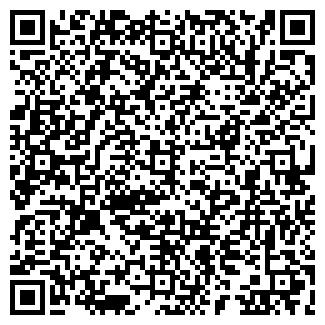 QR-код с контактной информацией организации ТОО КАБАНОВО