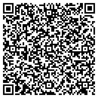 QR-код с контактной информацией организации КРИСТИНЭ