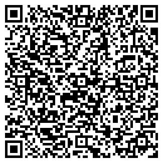 QR-код с контактной информацией организации ГУБКИНСКАЯ МЕБЕЛЬ, ФГУК
