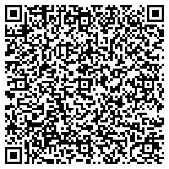 QR-код с контактной информацией организации МАГАЗИН № 1 ОАО ЛГОК