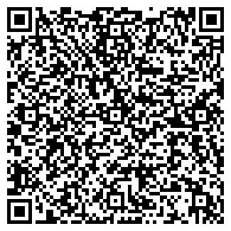 QR-код с контактной информацией организации ГУБКИНОБУВЬ, ОАО