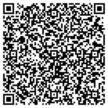 QR-код с контактной информацией организации ГУБКИНСКАЯ КИНОСЕТЬ