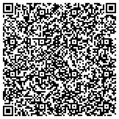 QR-код с контактной информацией организации Губкинский институт (филиал) Университета машиностроения