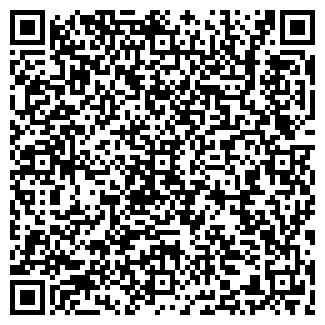 QR-код с контактной информацией организации ЖЭУ № 1 МЖЭТ