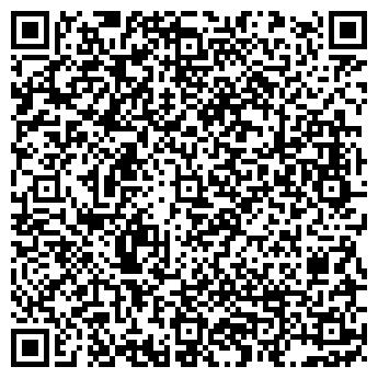 QR-код с контактной информацией организации ООО «Магия вкусов»