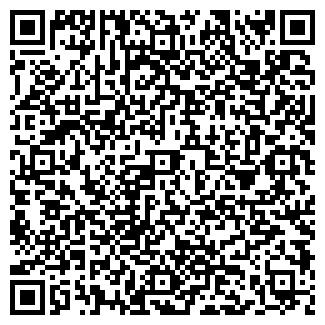 QR-код с контактной информацией организации ООО РЯБИНУШКА