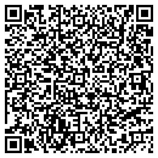 QR-код с контактной информацией организации ЦВЕТРОН, ОАО