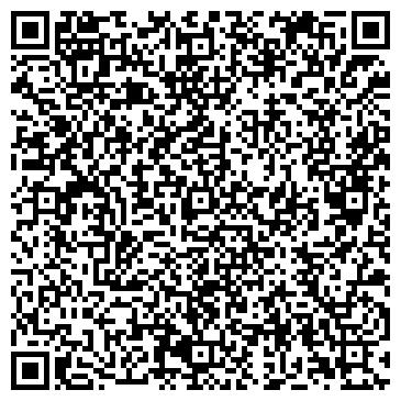 QR-код с контактной информацией организации ЛУКОШКИНСКИЙ КАРЬЕР ТУГОПЛАВКИХ ГЛИН, ЗАО