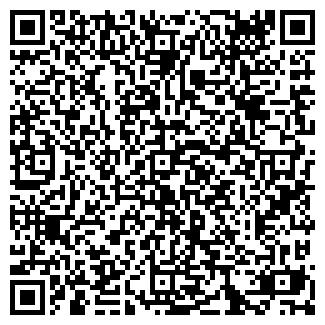 QR-код с контактной информацией организации РЫБЗАВОД, ЗАО