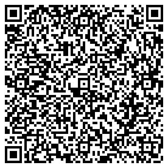 QR-код с контактной информацией организации «АТАН»