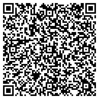 QR-код с контактной информацией организации АЛАНГРО, ООО