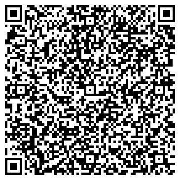 QR-код с контактной информацией организации БАНК ТУРАНАЛЕМ ВКФ