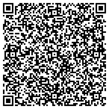 QR-код с контактной информацией организации БАХРОМА САЛОН ШТОР