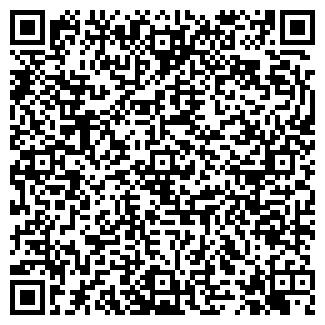 QR-код с контактной информацией организации ООО ИНТЕРКЭР