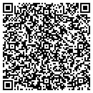 QR-код с контактной информацией организации ООО ЛУЗАР