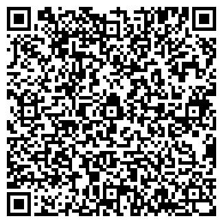 QR-код с контактной информацией организации КЕНГУРУ-ЮЖНЫЙ