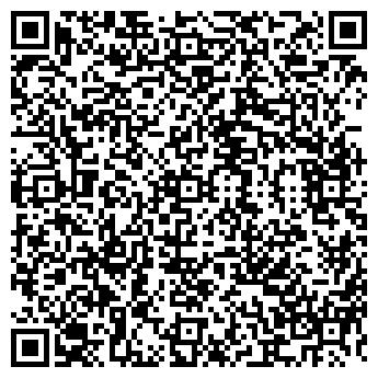 QR-код с контактной информацией организации РАДУГА ТПК, ООО