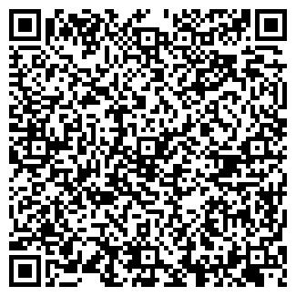 QR-код с контактной информацией организации ЗАО ЮНИ-ТЕКС