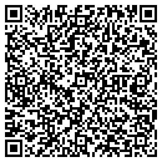 QR-код с контактной информацией организации ПРАЗДНИК DE LUXE