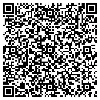 QR-код с контактной информацией организации МАРКЕТ ФИРМА