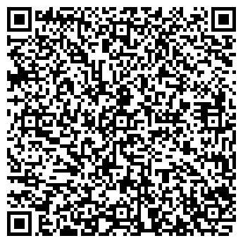 QR-код с контактной информацией организации ВИРАЖ АВТОСАЛОН