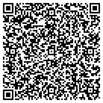 QR-код с контактной информацией организации ФУДЖИ ФОТОСАЛОН РИАН