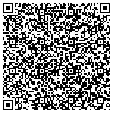 QR-код с контактной информацией организации РОКК МЕЖДУНАРОДНАЯ ШКОЛА-ИНТЕРНАТ