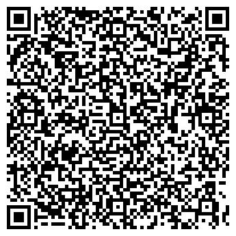 QR-код с контактной информацией организации ЗАО НАРОДНЫЙ ДОМ № 3