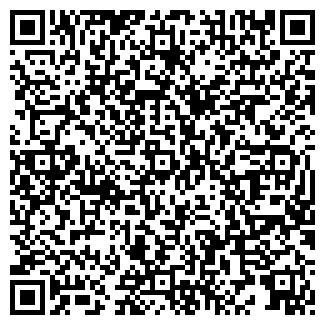 QR-код с контактной информацией организации ООО ОЛАН