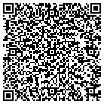 QR-код с контактной информацией организации БАГГЕР ООО ЗАО СТРОЙМАШ