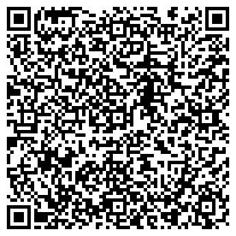 QR-код с контактной информацией организации КАЛУГАВТОРЦВЕТМЕТ, ЗАО