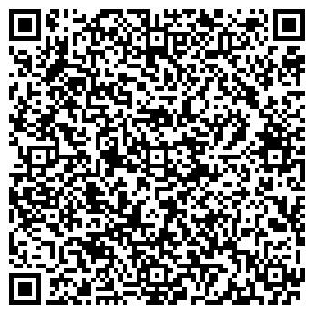 QR-код с контактной информацией организации АКАДЕМИЯ КУХНИ